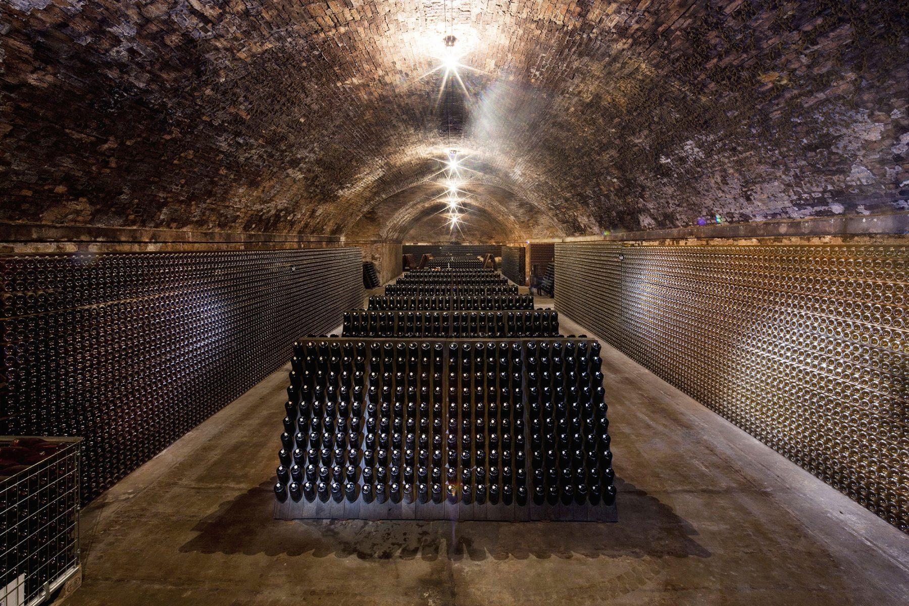 Contratto - Our metodo classico wines